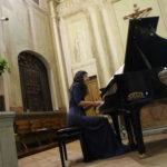 concerto pianoforte: Chiara Bertoglio