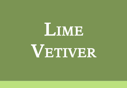 Lime Vetiver